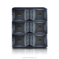 VT4888 three way array sound system cheap dj system