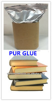 PUR book binding hot melt glue for laminating machine