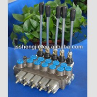 hydraulic control valve / forklift parts / air vent valve