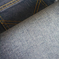 10.5OZ cotton jean fabric with spandex made in China