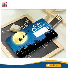Factory price business card usb flash drive usb memory