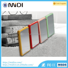 high capacity mirror powerbank cheap price power bank 5000 mah for iphone for all mobile phones