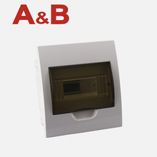 distribution box electrical circuit breaker ground mounted
