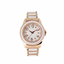 cheap new design gold lady luxury watch for promotion gift