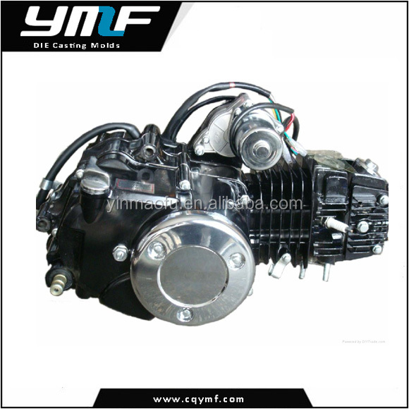 110cc Motorcycle Parts Motorcycle Engine with High Quality