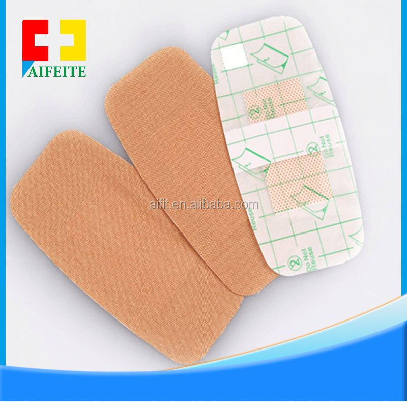 Health care Custom Printed Elastic Fabric adhesive bandages Band aid First aid