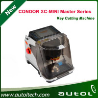 New Generation CONDOR XC-MINI Master Series XC-007 Support Sided/Track/Dimple/Tibbe keys Car Key Cutting Machine
