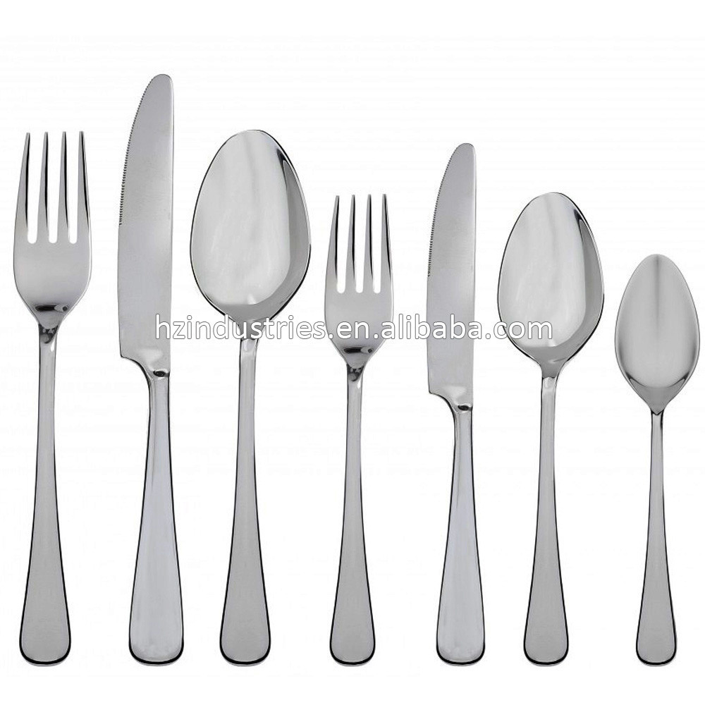 Food safe grade pure silver spoon wholesale
