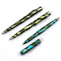 camouflage pattern tactical pens tungsten steel self defense pen outdoor self defense weapons