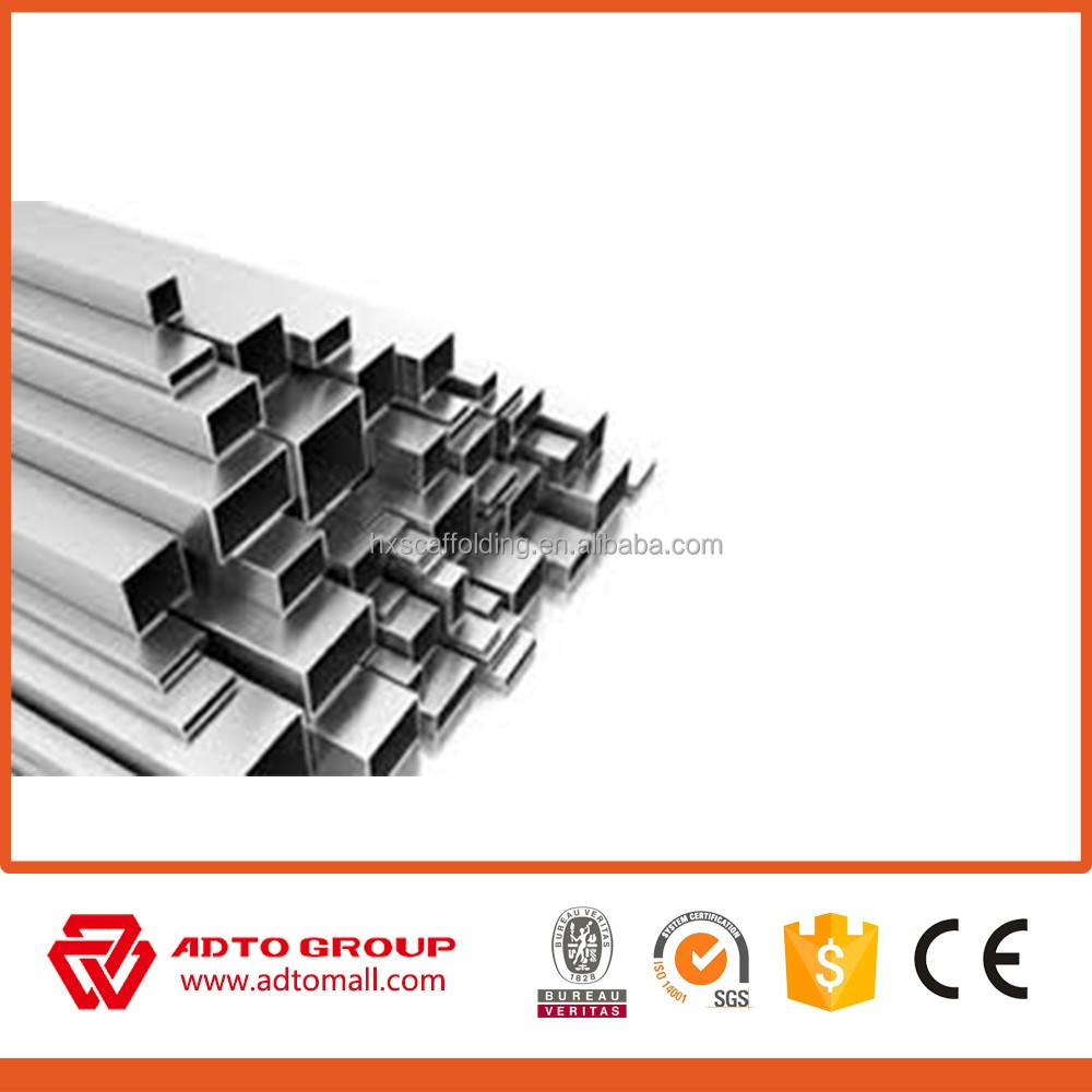 cold rolled black annealed square pipe for green house building