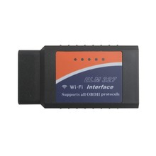 Comercio al por mayor elm327 wifi obd2 auto scanner scan tool adaptador para iphone ipad ipod