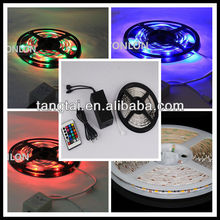 Multi Color DC 12v 30 leds / m Led strip set
