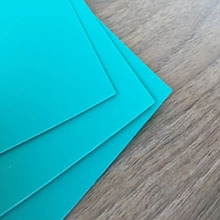 0.2mm-2mm Thickness eco-friendly pp polypropylene Colorful sheet