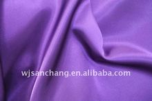 2016 Polyester satin fabric can used for home textile and lingerie