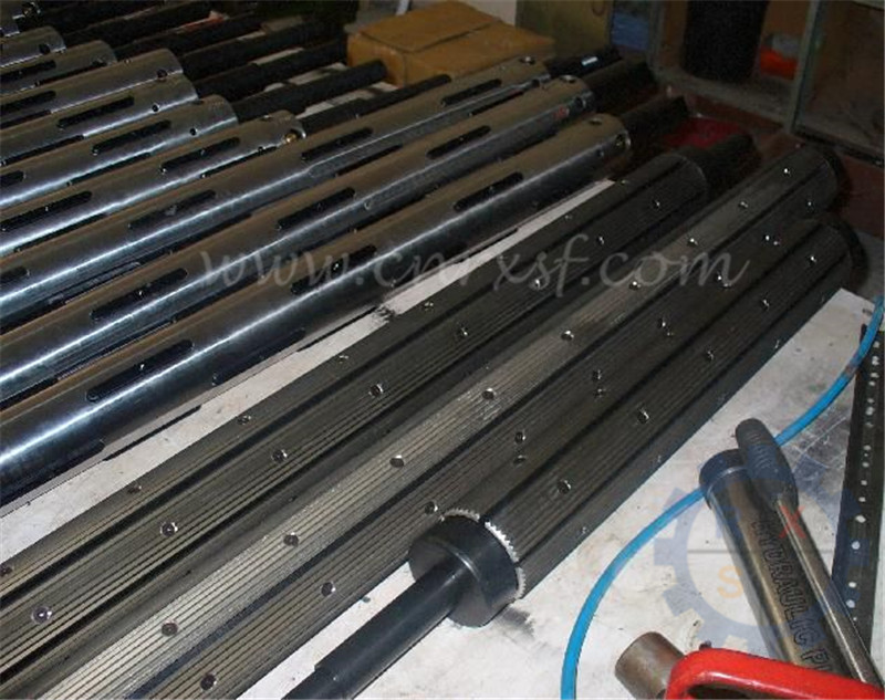 Made in China slatted type air shaft