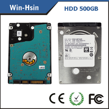 Original 2.5'' 5400RPM 500GB Hard Drive For Hitachi Internal SATA Laptop HDD