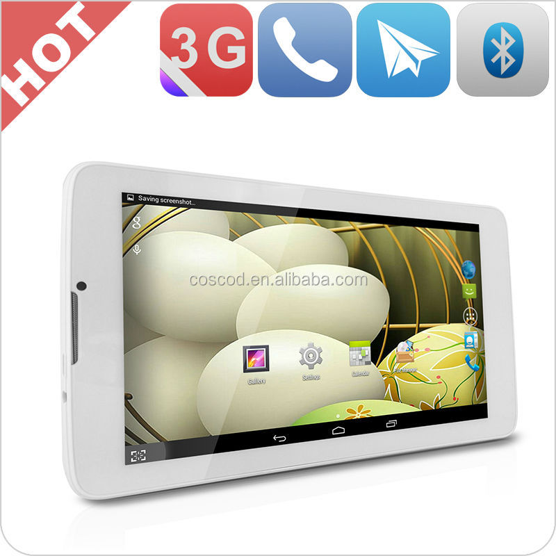 2014 New max touch 7inch tablet with gsm with Android 4.4 OS (M780)