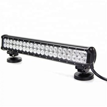 Led light bars offroad 18w 72w 120w 240w 288w 300w 126W led light bar for auto part truck, boat, suv