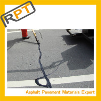 made in China asphalt sealant to repair highway pavement