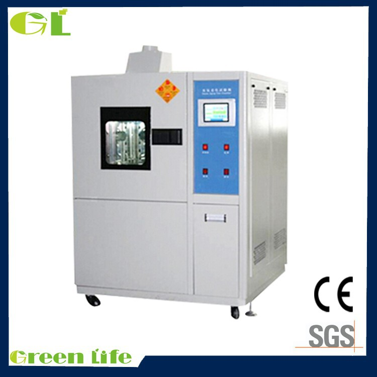 ozone resistance testing machine, can control and adjust the concentration of ozone environment