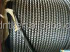 316 7*19 dia 10mm stainless steel cable for aircraft