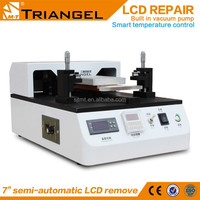 Cell Phone & Tablet Repair Vacuum semi-automatic lcd screen assembly seperator built in vacuum pump for iPhone Samsung