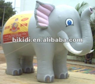 Inflatable elephant balloon,inflatable mascot K2011