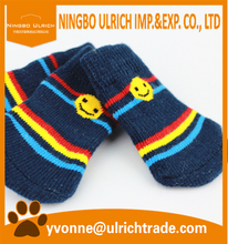 S84 hot sale new cotton knitted pet socks for dogs