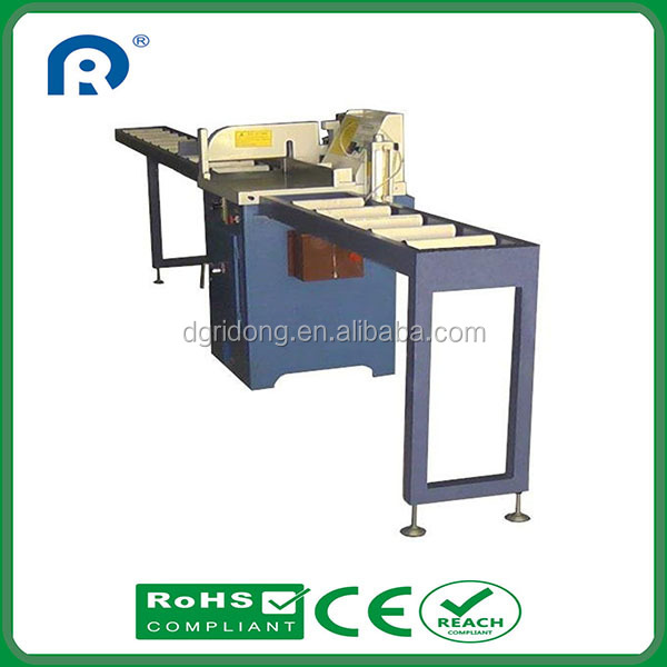 RD Advanced Aluminum Cutting Machine