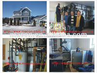 MACON heat pump project examples