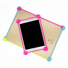 Functional phone protective smart silicone universal tablet cover