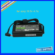 Genuine Laptop AC Adapter 19.5V 4.7A 90W Charger For SONY VAIO VGP-AC19V36 6.0mm*4.4mm
