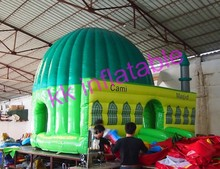 Dome Inflatable Bouncer Jump Children Trampoline Castle For Sale Or Rental