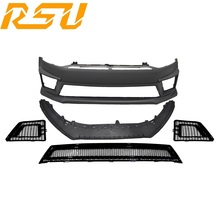 Front bumper assy For VW Polo R400 tuning parts 2010-2016 years