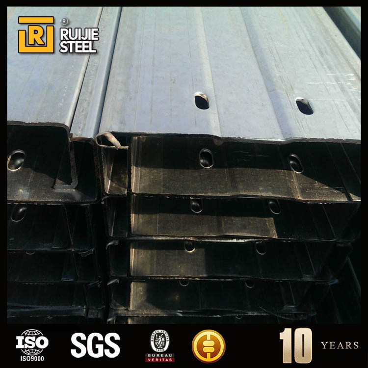 c channel weight hot rolled , galvanized z purlin / z channel , steel c channel weight chart