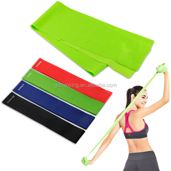 Mini Flat Ballet Band Fitness Exercise Resistance band