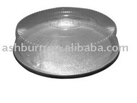Snap-On Plastic Dome Lid 12''