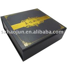 Paper packing box for electronic cigarette 510
