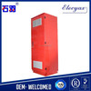 Rack enclosure for electronic equipments/Waterproof power supply cabinet/Outdoor case SK-301 with filter window fans