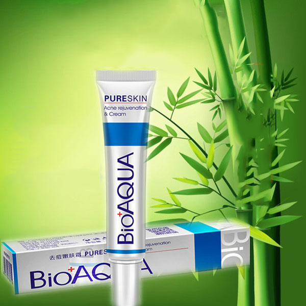 BIOAQUA Anti Acne Pimples For Men Skin Care Cosmetic Face <strong>Cream</strong> Beauty Pimples/Acne Scar Removal <strong>Cream</strong>