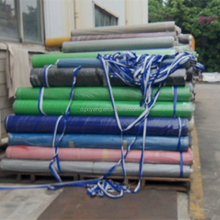 China suppliers Alibaba pvc tent fabric stock lot