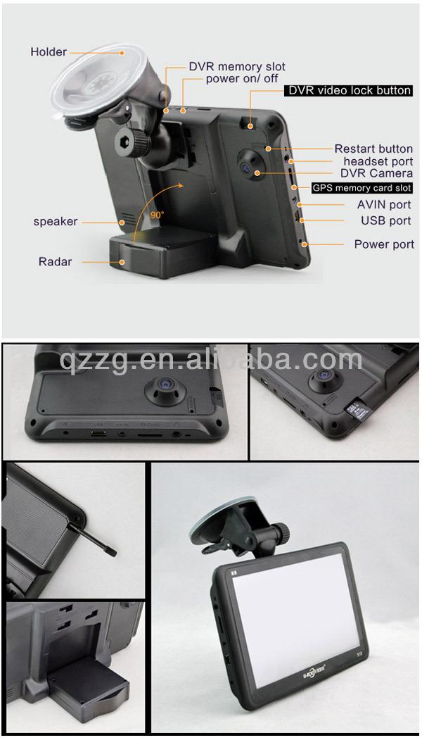 China fornecedor novo avançado multifuntional espelho retrovisor 7