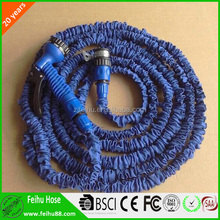 Top Quality Expandable Magic Hose Flexible Garden Hose With Brass Fittings Latex