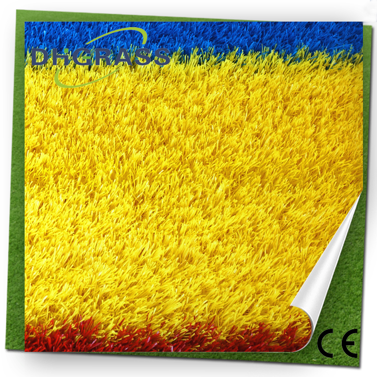 Hot sale high quality plastic green soft artificial grass for landscape