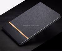 Top Grade Customize canvas flip case cover for iPad 2 3 4