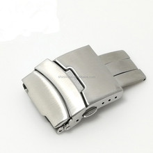 SHX High Quality 304 Stainless Steel Watch Deployment Clasp
