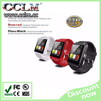 Original high quality Bluetooth smart watch U8 mobile samrt watch phones U8 watch 32MB memory