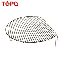 TOPQ bbq accessories Stainless Steel Grid Compatible with Weber Charcoal Grills