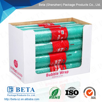 HDPE Transparent Anti-Static Air Cushion Bubble Sheet Roll
