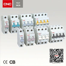 YCL7-63&YCL7N-63 MCB 200 amp circuit breaker